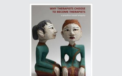 Book Review: Why Therapists Choose to Become Therapists. A Practice Based Enquiry.