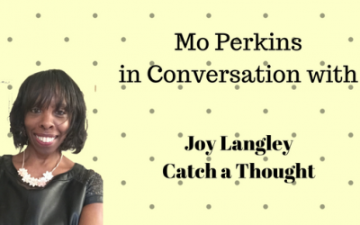 An Interview with CBT Therapist and Coach Joy Langley, Catch a Thought